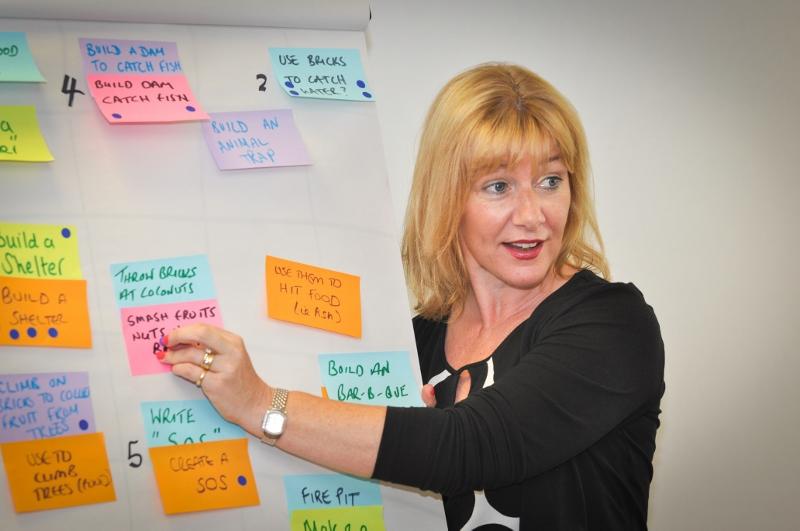Gill Graves EMCC Master Practitioner